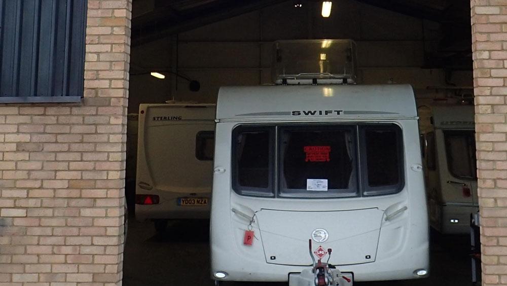 Motorhomes Workshop MG Caravans