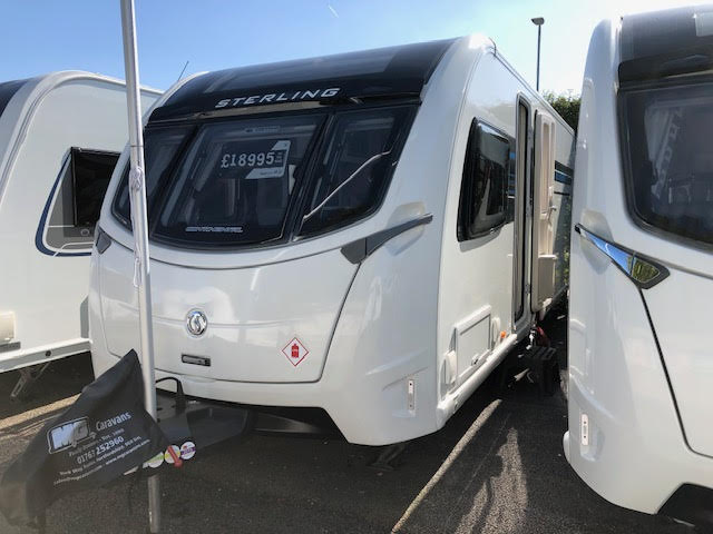 2015 Sterling Continental 580