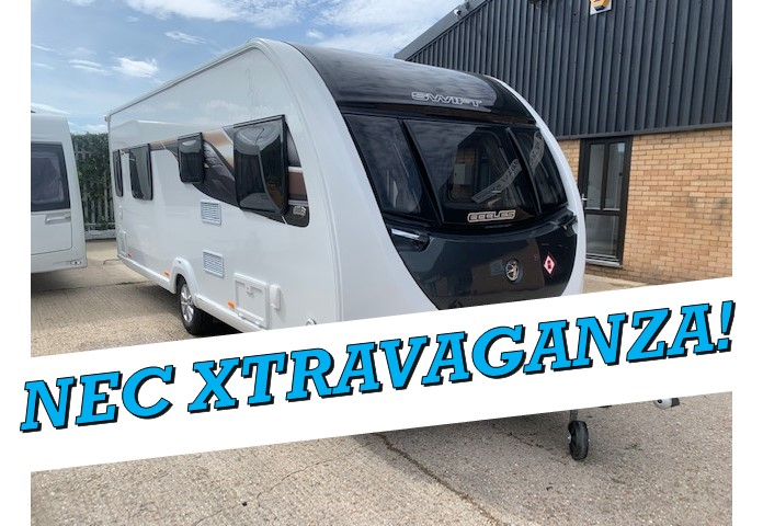 2020 Swift Eccles 580 – with LUX pack