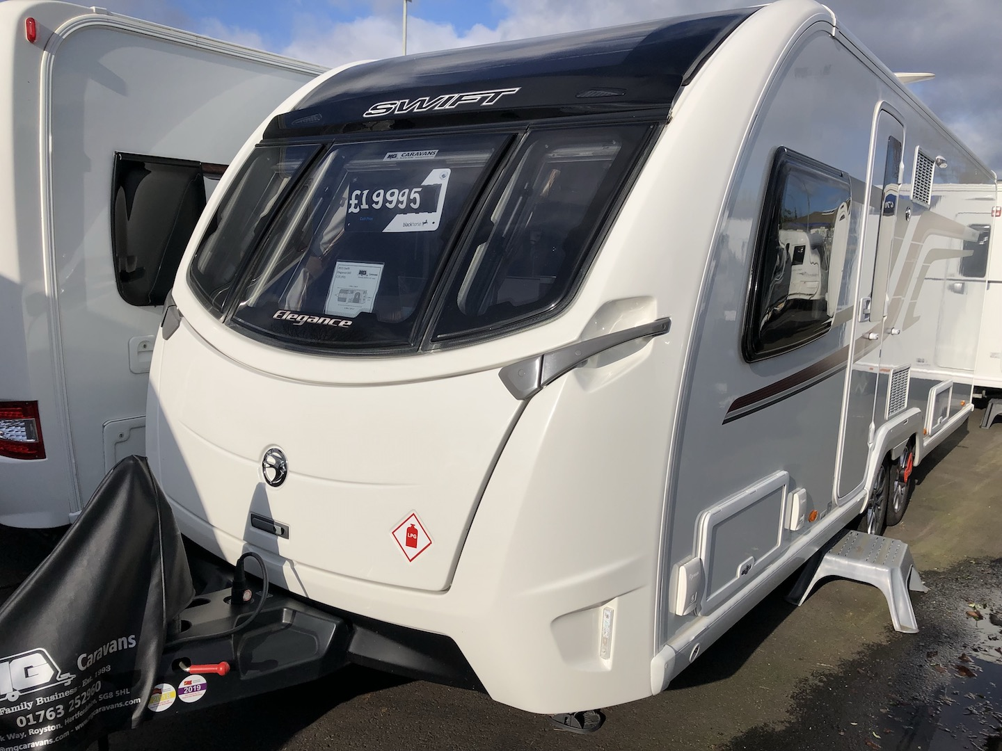 2015 Swift Elegance 645