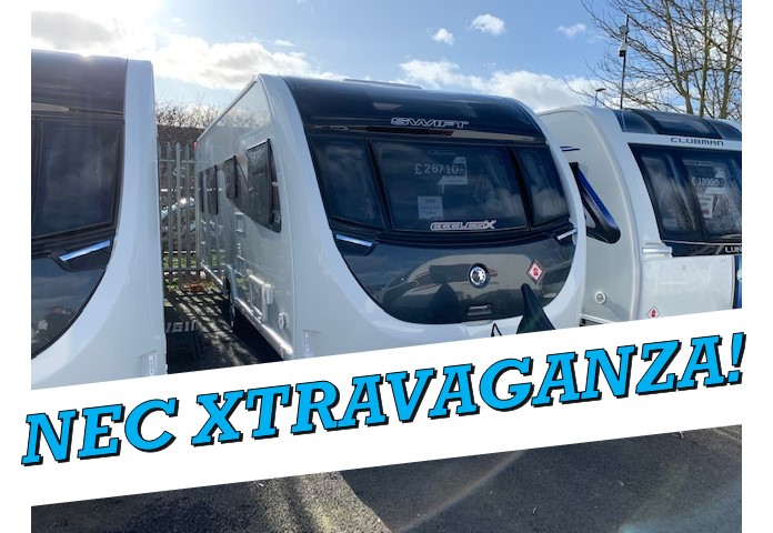 2020 Swift Eccles X 865 – with LUX pack