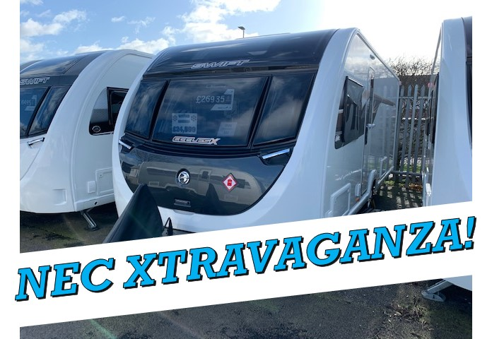 2020 Swift Eccles X 880 – with LUX pack