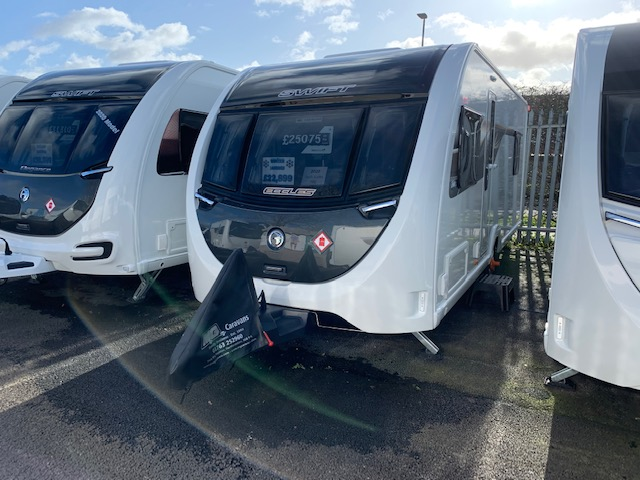 2020 Swift Eccles 560 – with LUX pack