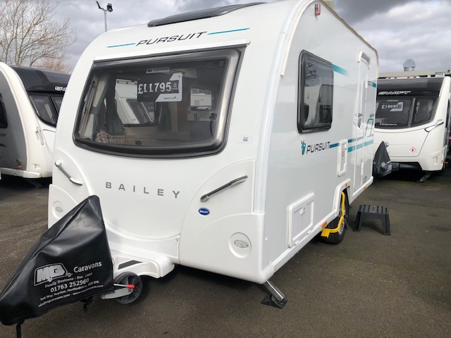 2018 Bailey Pursuit 400