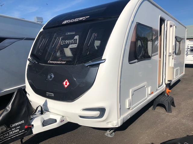 2018 Swift Conqueror 565