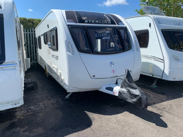 2012 Sterling Eccles Sport 584