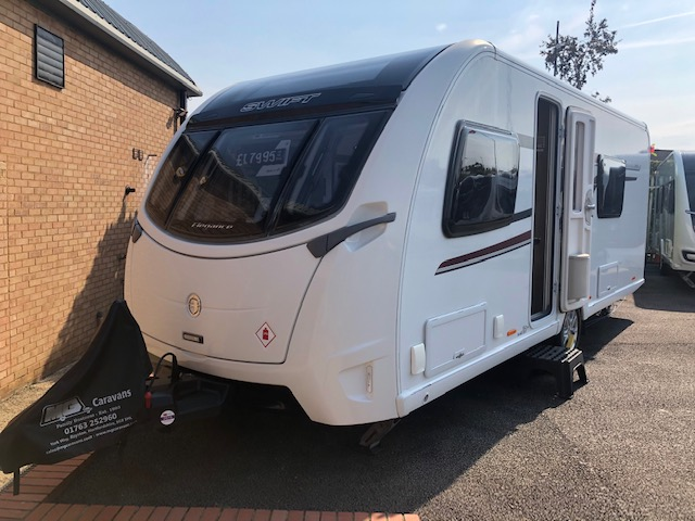 2016 Swift Elegance 565