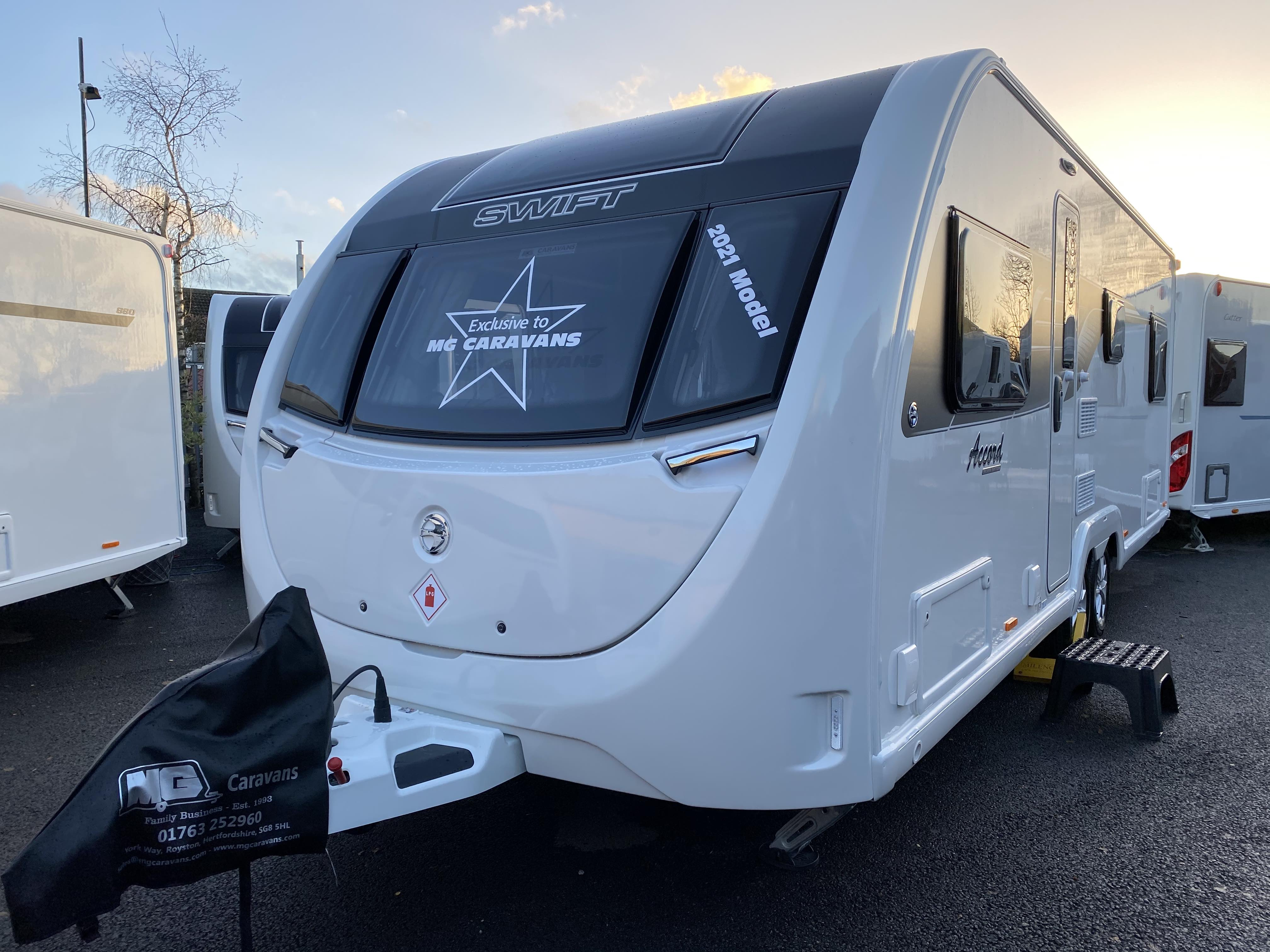 2021 Swift Accord 820 – *On-Site Available to View*