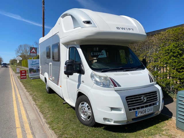 2008 Swift Voyager 685FB