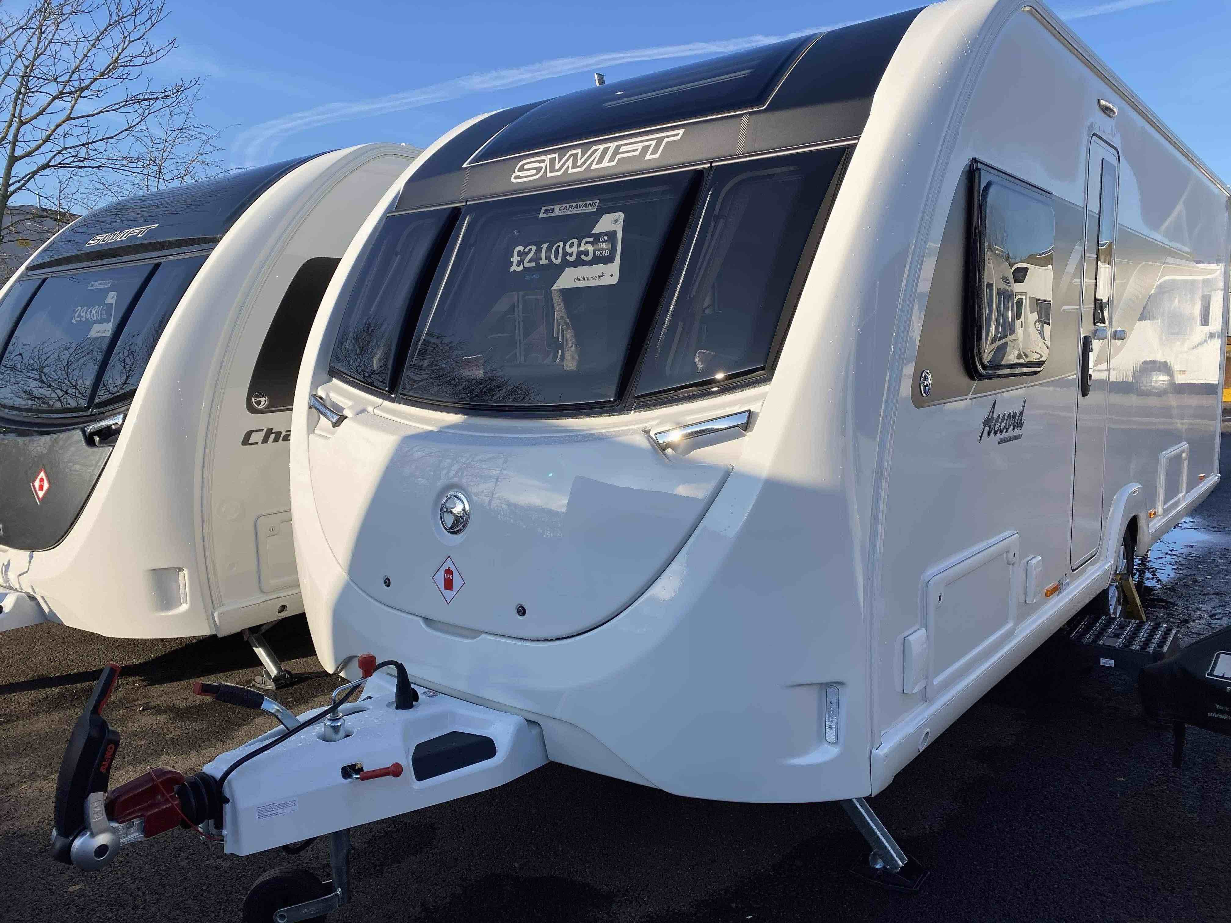 2021 Swift Accord 580 – *Demonstrator In Stock!* Limited availability for Easter!