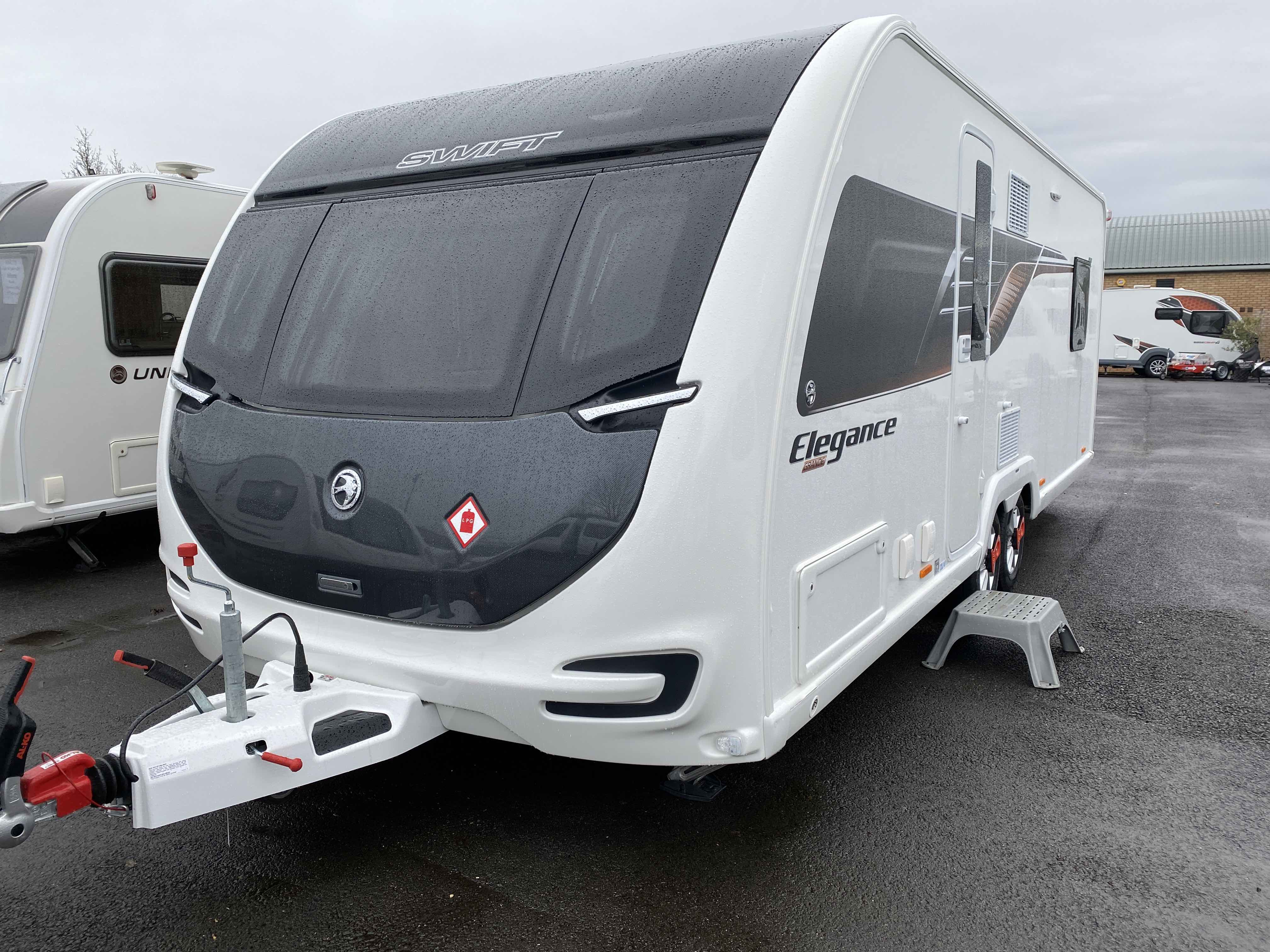 2021 Swift Elegance Grande 850 – *On-Site Available to View*
