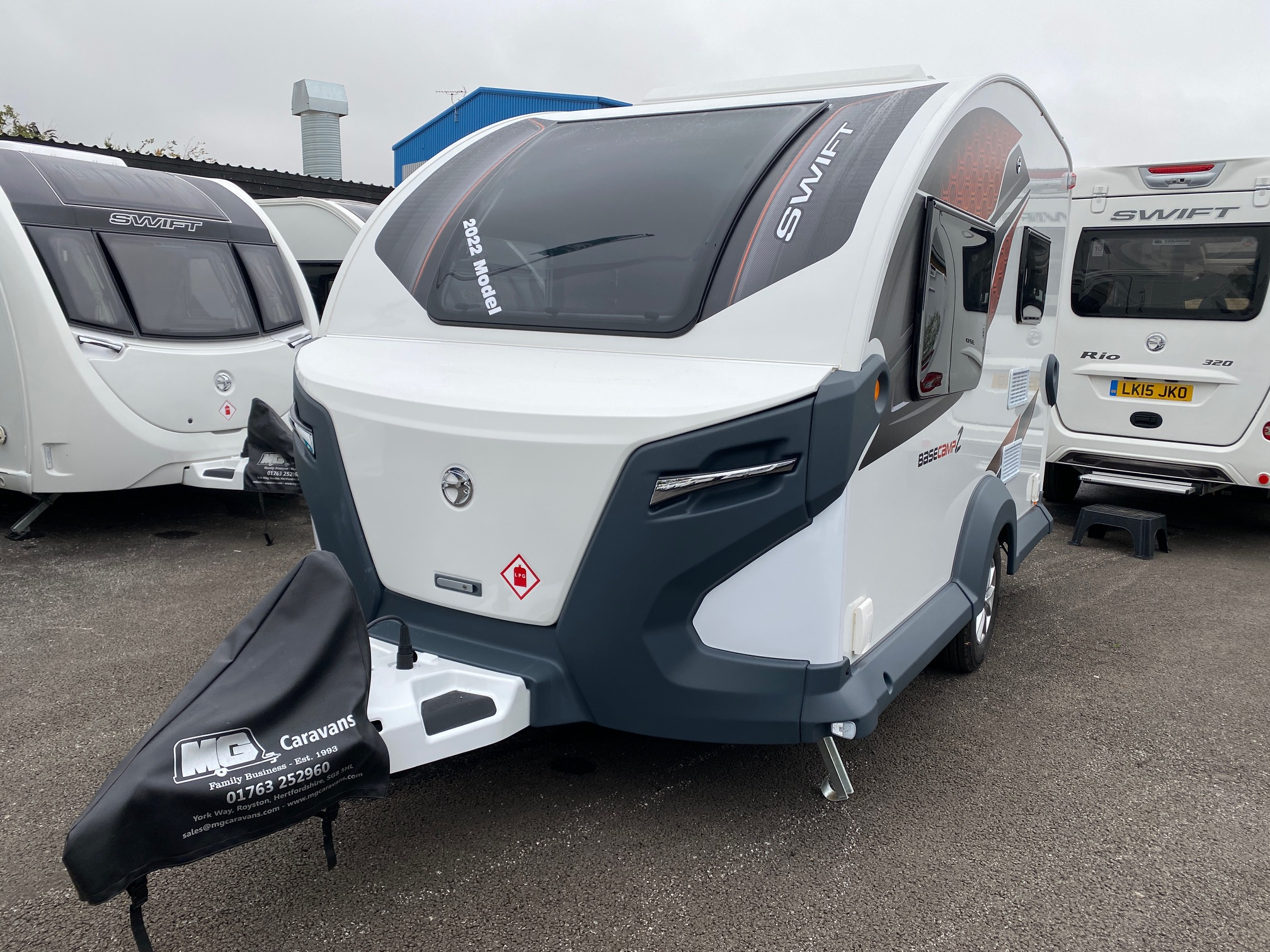 2022 Swift Basecamp 2 – available to view!